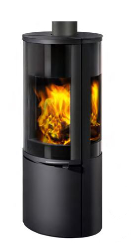 Docherty Trent 6kw Wood Burning Stove